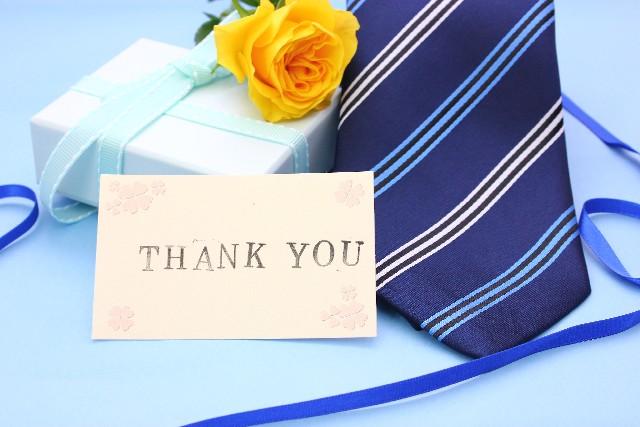 ネクタイのプレゼントの意味